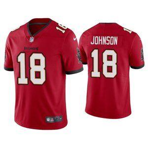Buccaneers Tyler Johnson Red Jersey